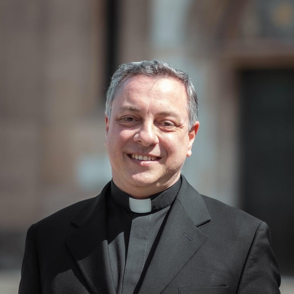 Padre Andrea Giustiniani